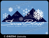 C-24294 - Chillville - Apparel Template