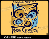 C-24352 - New Creation - Apparel Template