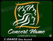 C-24403 - One Accord - Apparel Template