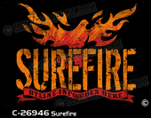 C-26946 - Surefire - Apparel Template