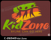 C-26949 - Kid Zone - Apparel Template