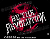 C-28598 - Be the Revolution - Apparel Template
