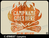 C-29837 - Campfire - Apparel Template