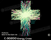 C-30200 - Energy Cross - Apparel Template