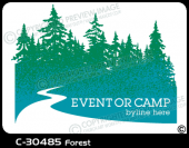 C-30485 - Forest - Apparel Template