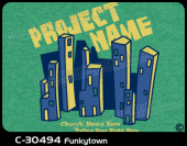 C-30494 - Funkytown - Apparel Template