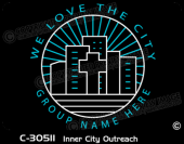 C-30511 - Inner City Outreach - Apparel Template