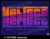 C-30788 - Reflection - Apparel Template