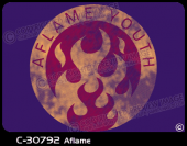 C-30792 - Aflame - Apparel Template