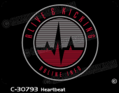 C-30793 - Heartbeat - Apparel Template