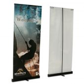 4ft x 12ft  Roll-Up Vinyl Display